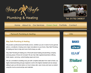 Stay Safe Plumbing And Heating