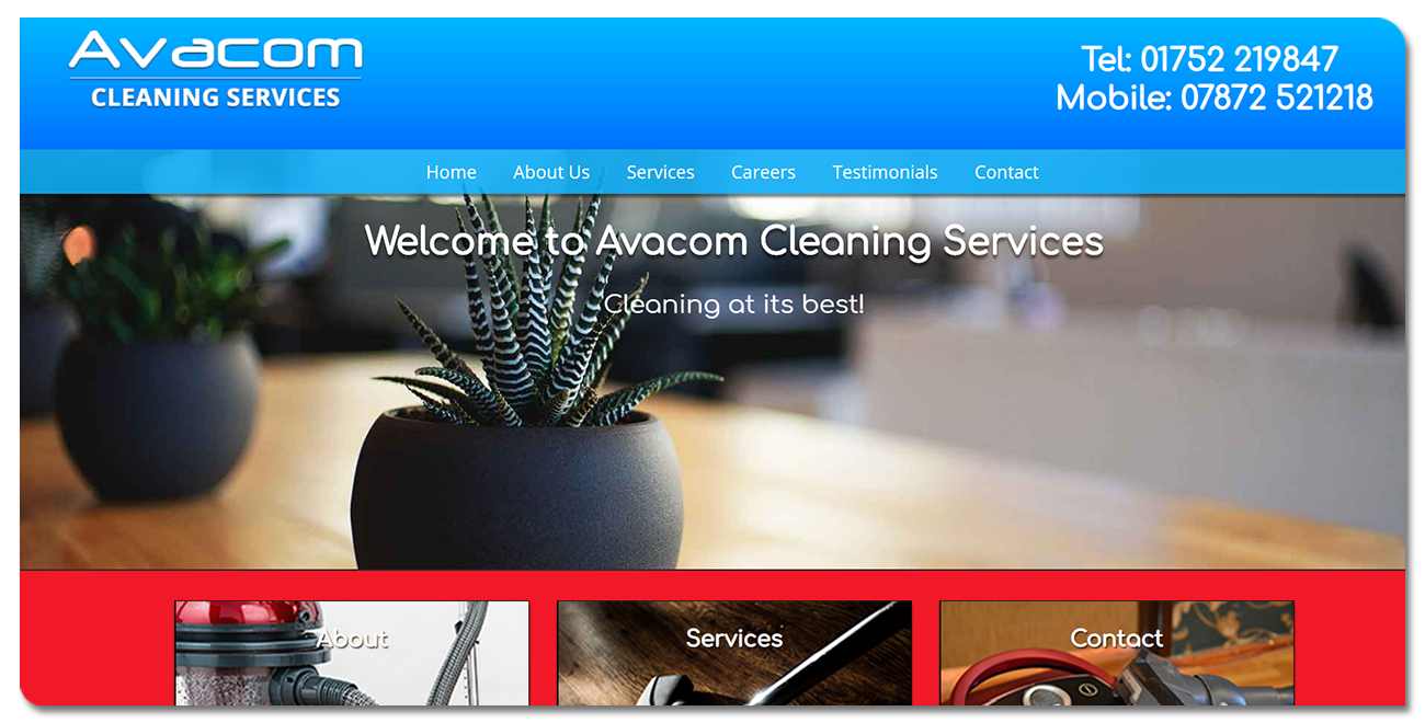 Avacom Cleaning Services